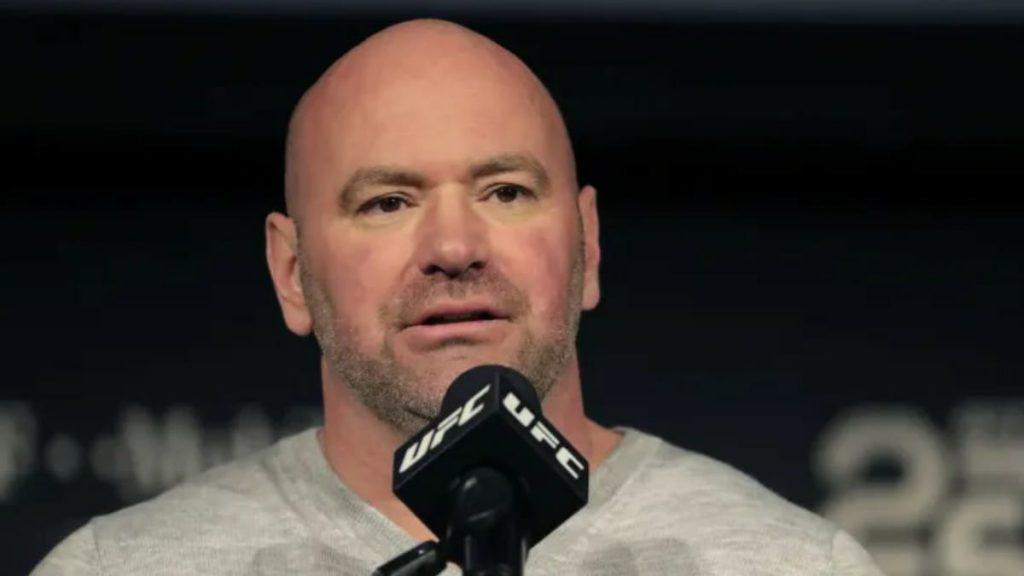 Dana White UFC 260 - FirstSportz