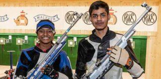 Elavenil Valarivan and Divyansh Singh Panwar