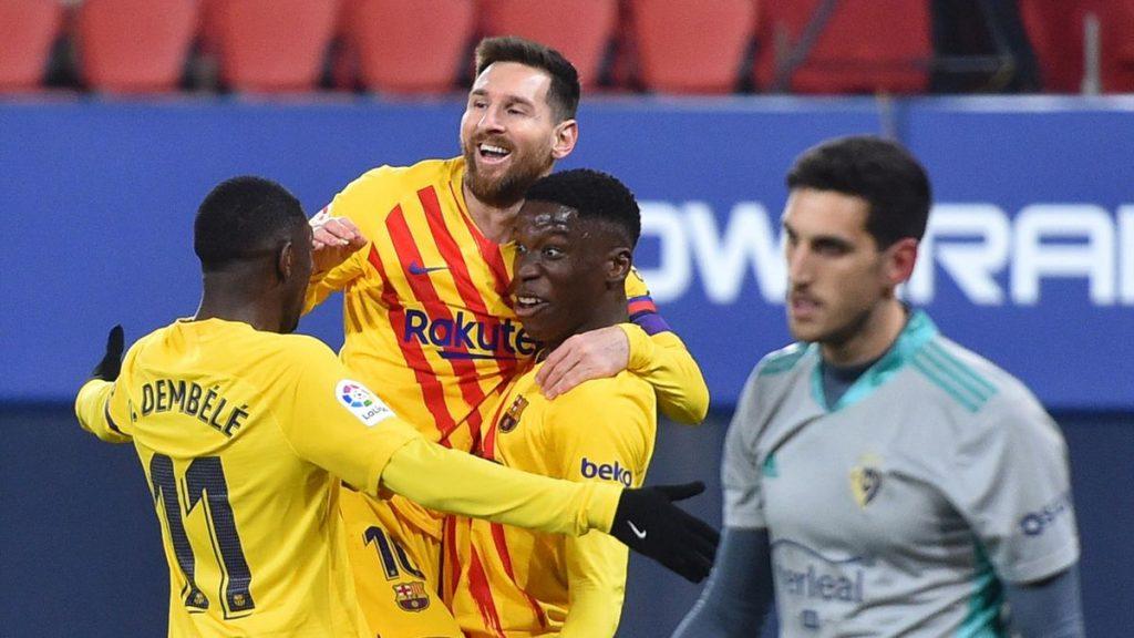 FC Barcelona - FirstSportz