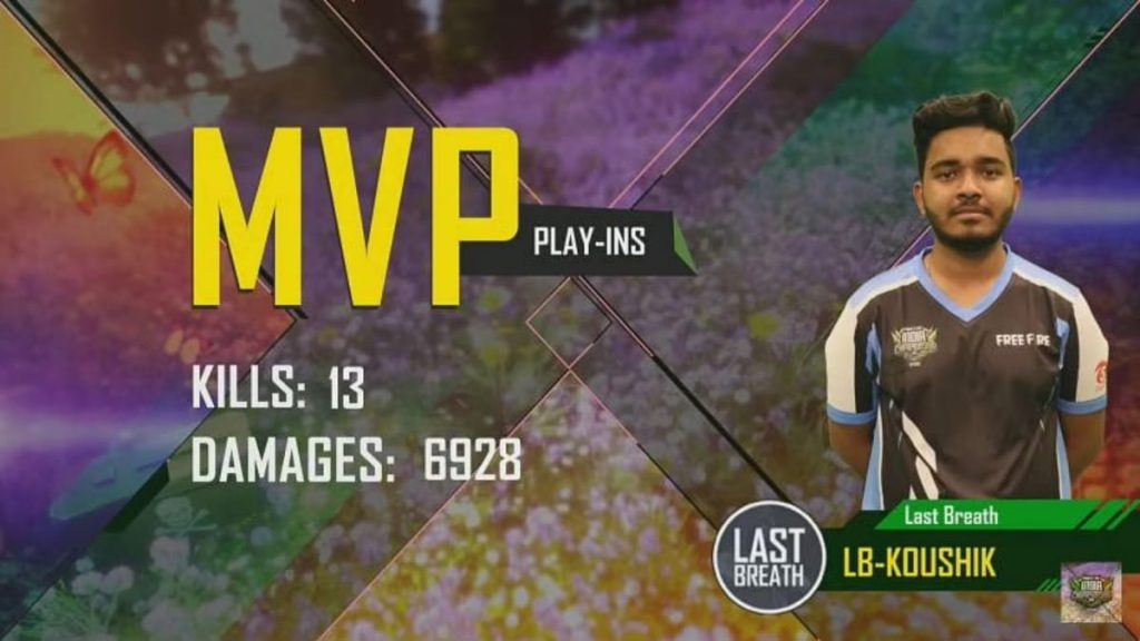 FFIC MVP - FirstSportz