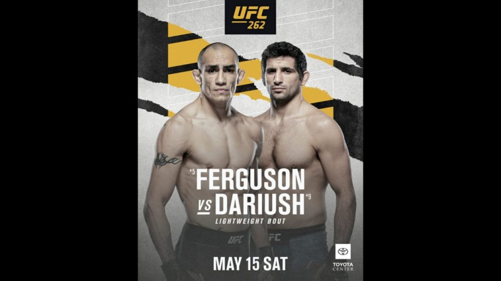Ferguson vs Dariush - FirstSportz