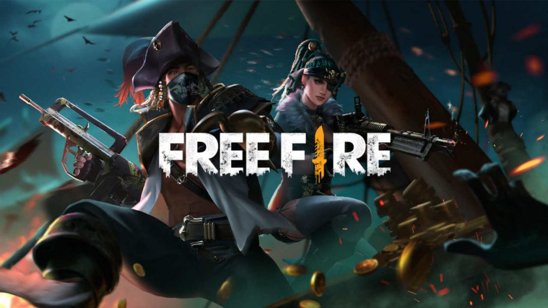Free Fire redeem code for March 4, 2021