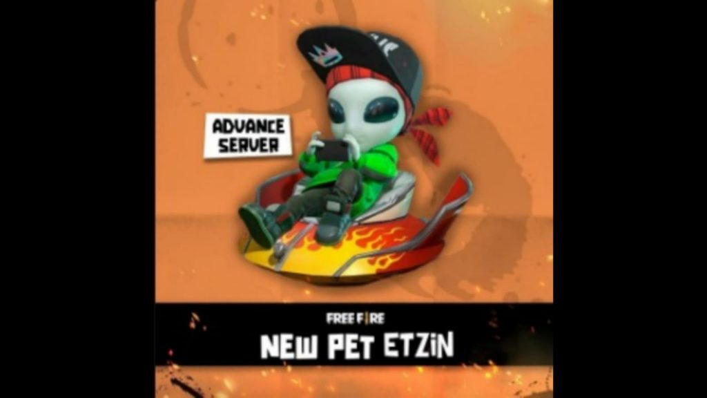 Free Fire new Pet