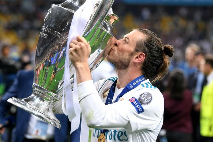 Gareth Bale has won 3 Champions league titles during his stay at Real Madrid