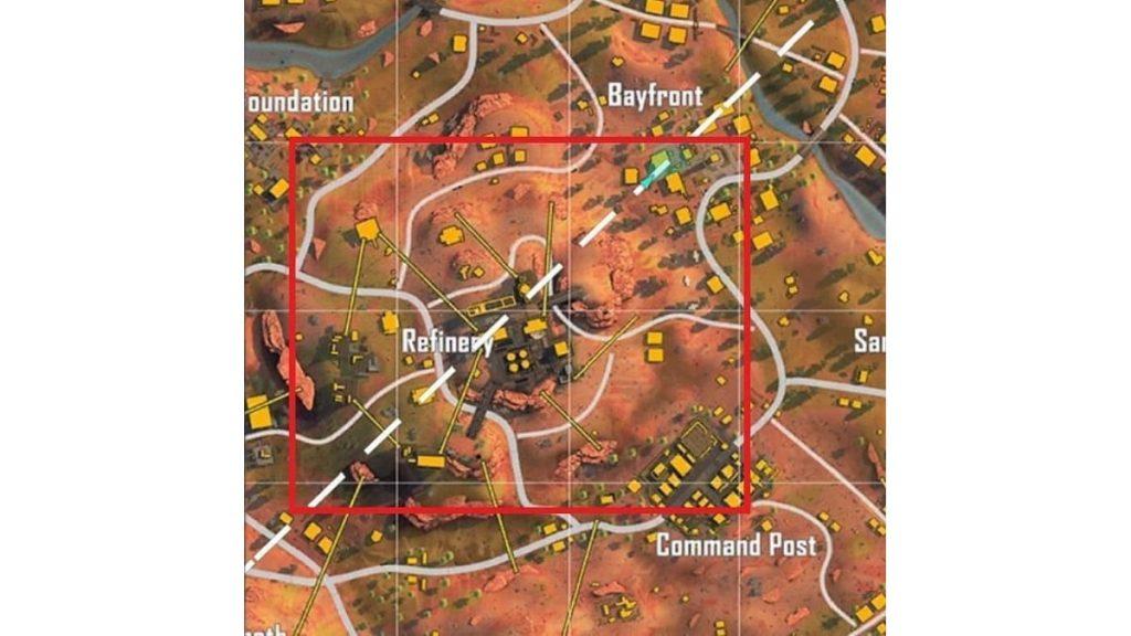 Kalahari- Hot Drop Locations