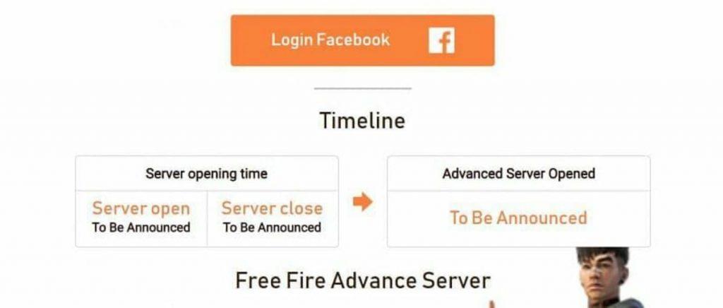 Free Fire OB27 Advance Server