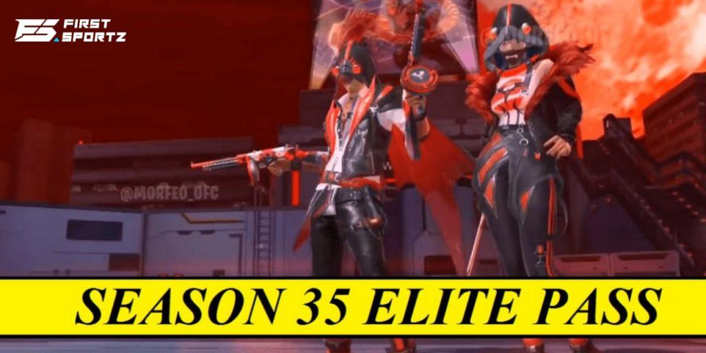 Free Fire Season 35 Elite Pass
