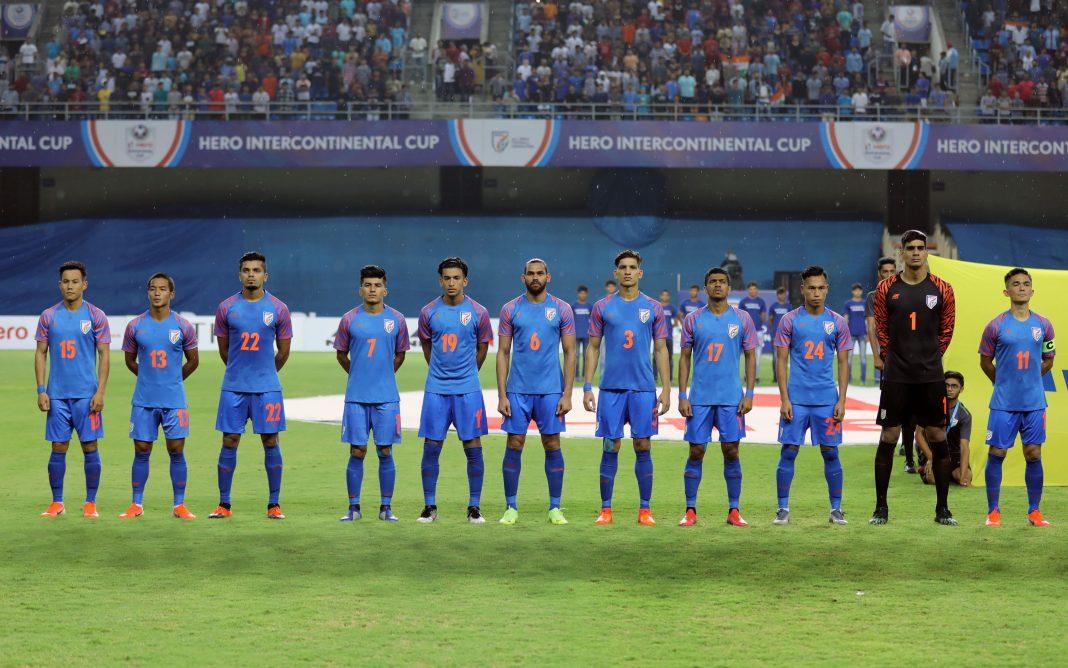Indian football team