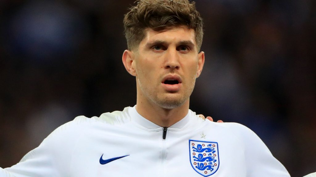 John Stones will don the English jersey once again in the World Cup qualifiers