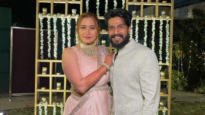 Jwala Gutta and Vishnu Vishal