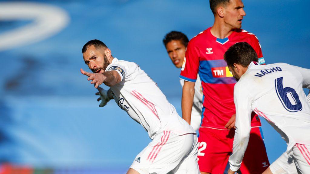 Karim Benzema - FirstSportz