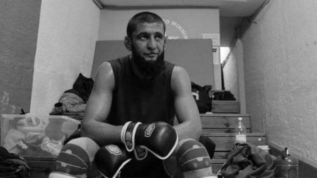 Khamzat Chimaev retirement
