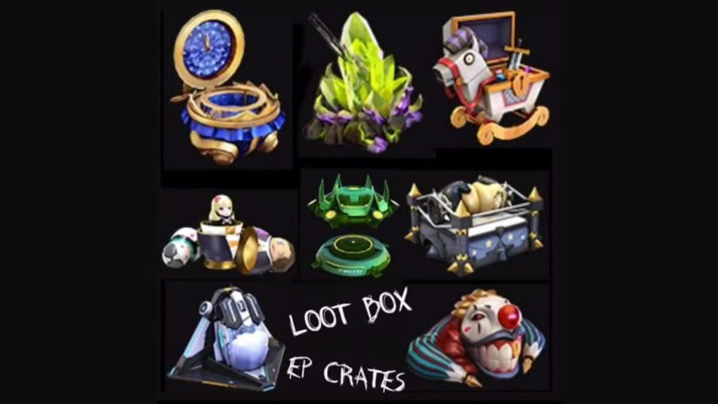 Loot Box skins - FirstSportz