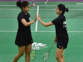 Ashwini Sikki All England