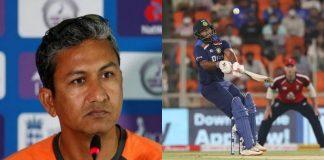 Sanjay Bangar Rishabh Pant