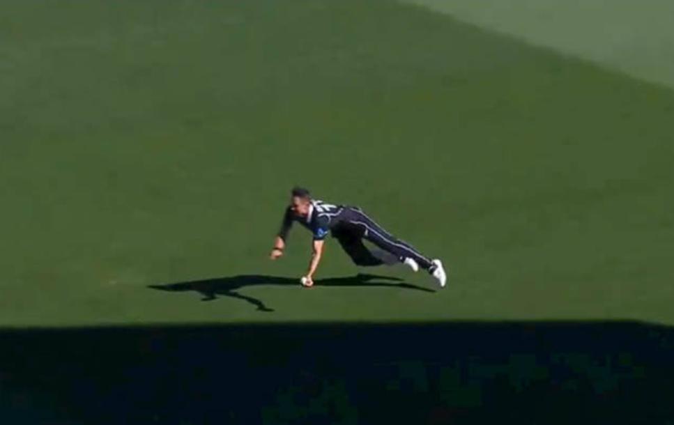 Trent Boult catch