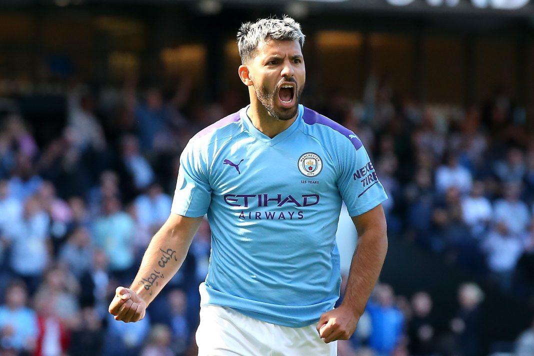 Sergio Aguero - A Manchester City legend
