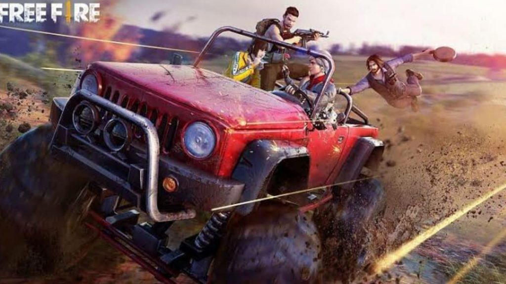 Free Fire redeem codes for March 29