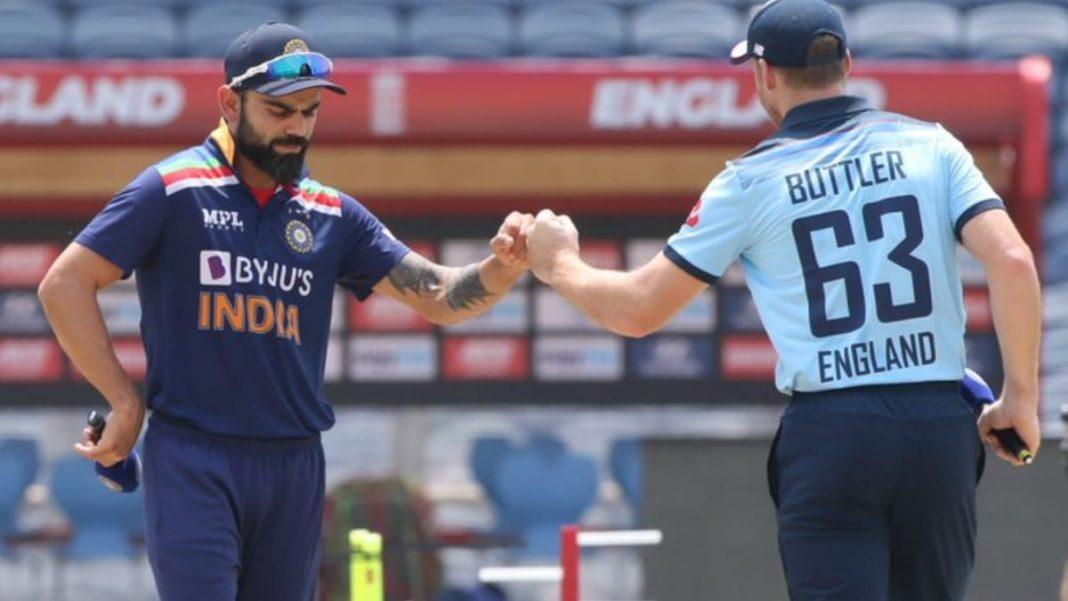 Virat Kohli and Jos Butler