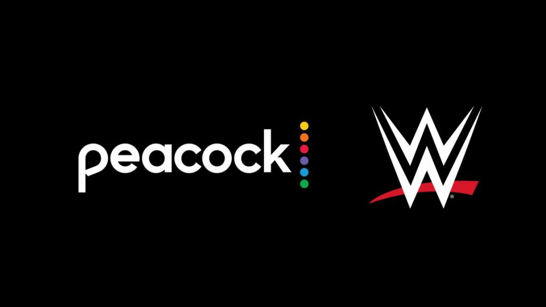 WWE Network is moving to Peacock