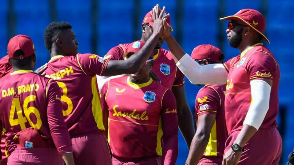 Michael Holding on West Indies