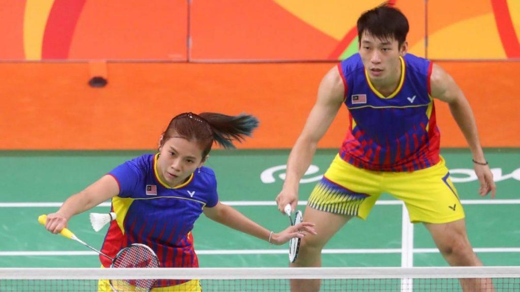Chan Peng Soon and Goh Liu Ying