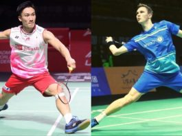 Viktor Axelsen Kento Momota All england open men's singles preview