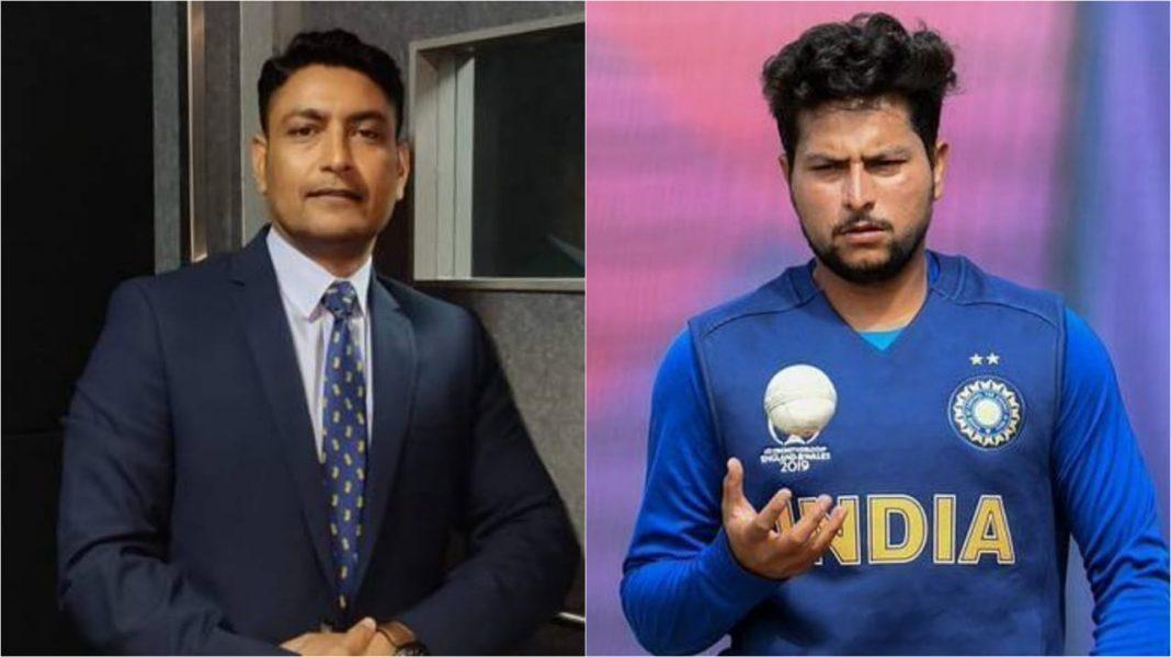 Deep Das Gupta and Kuldeep Yadav