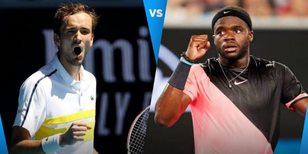 Daniil Medvedev vs Frances Tiafoe