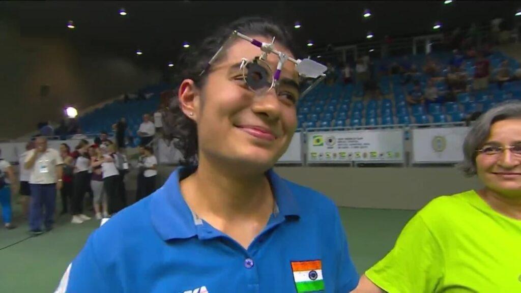 Yashaswini Singh Deswal - FirstSportz