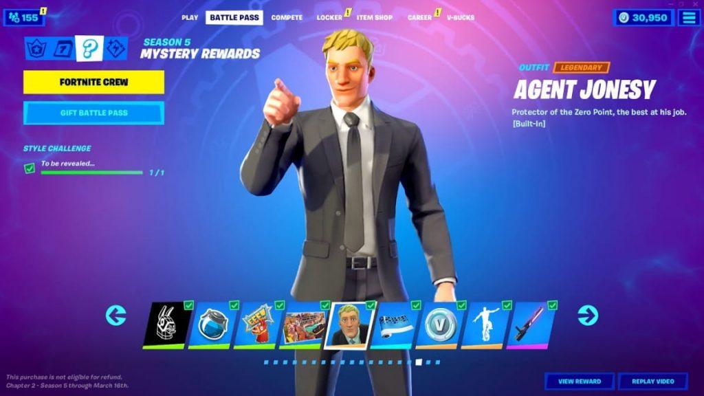 agent jonesy - FirstSportz