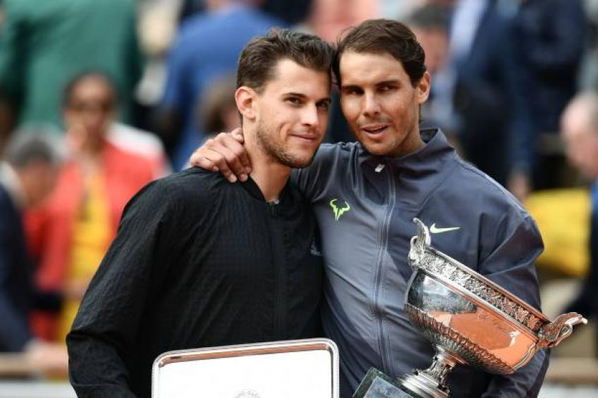dominic thiem is the best player on clay after rafael nadal says rublev - FirstSportz