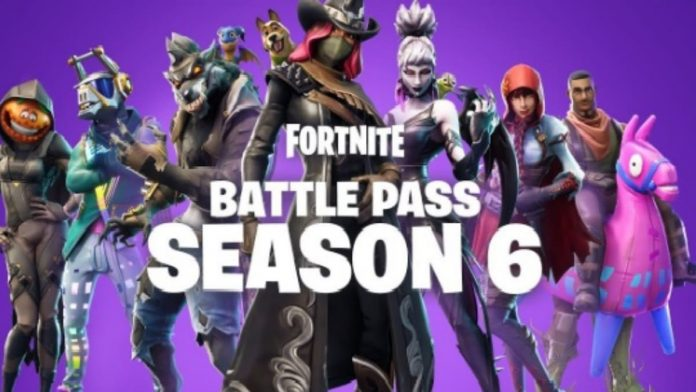 Fortnite Chapter 2 Begin Date Fortnite Chapter 2 Season 6 Release Date Pois Weapon Attachments And More Firstsportz