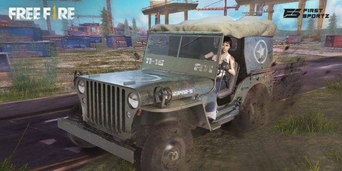 Vehicle Skins in Free Fire
