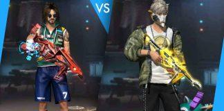 Insta Gamer vs Nie Ambro in Free Fire