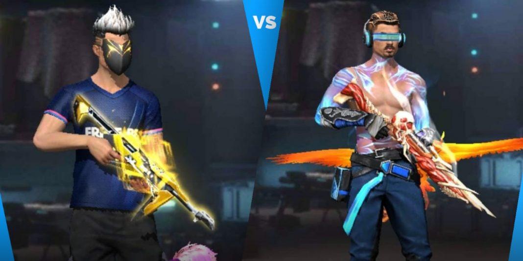 Jonty Gaming vs Tonde Gamer in Free Fire