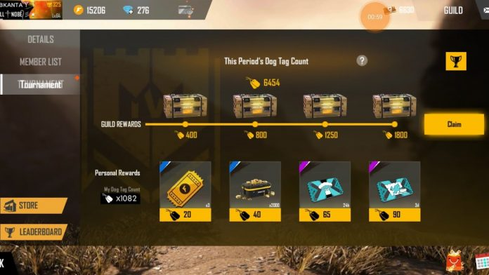 How to Get Dog Tags in Free Fire