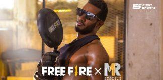 Mohamed Ramadan in Free Fire