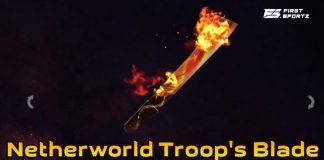Netherworld Troop's Blade