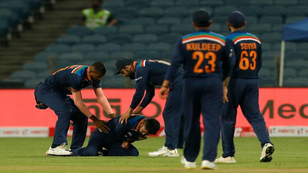 Shreyas Iyer injury