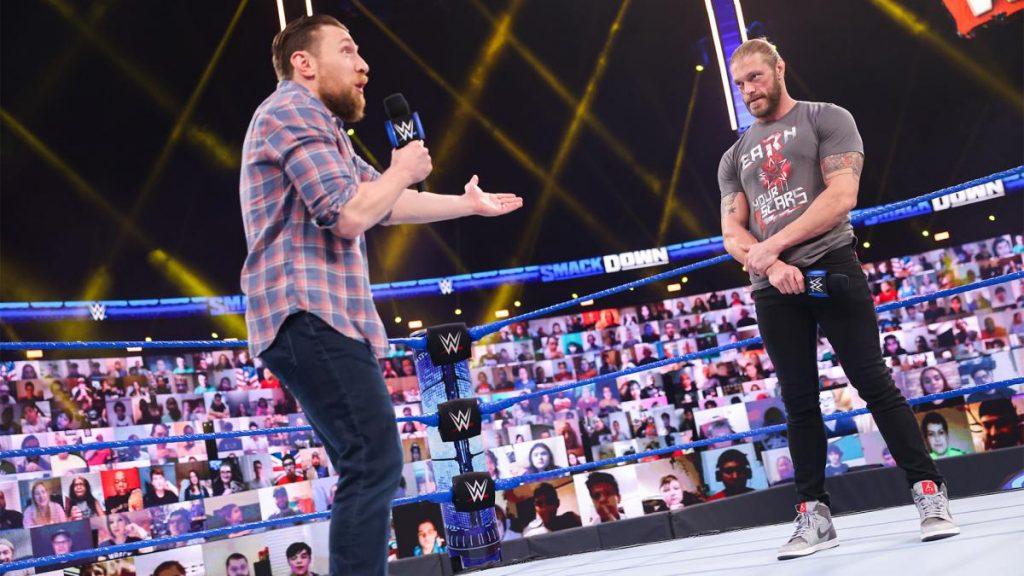 Edge and Daniel Bryan