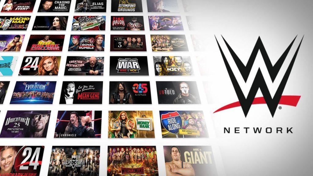 WWE Network on Peacock