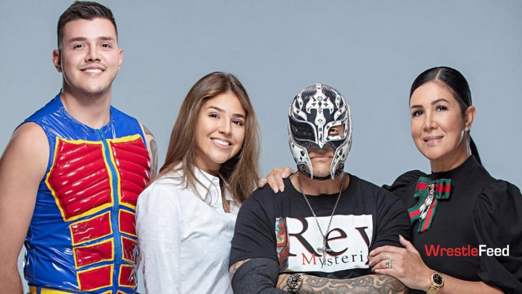 The Mysterio family