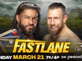 Roman Reigns and Daniel Bryan
