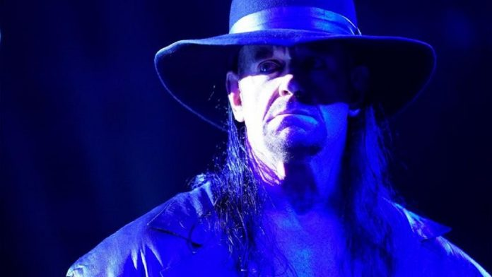 Undertaker almost broke Damian Priest nose