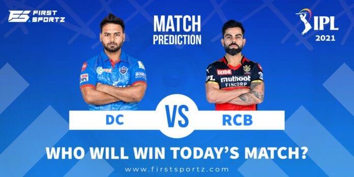 DC vs RCB