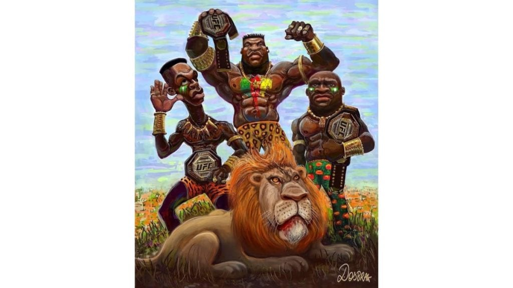 3 African Champions