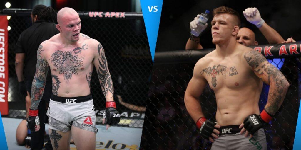 Anthony Smith vs Jimmy Crute