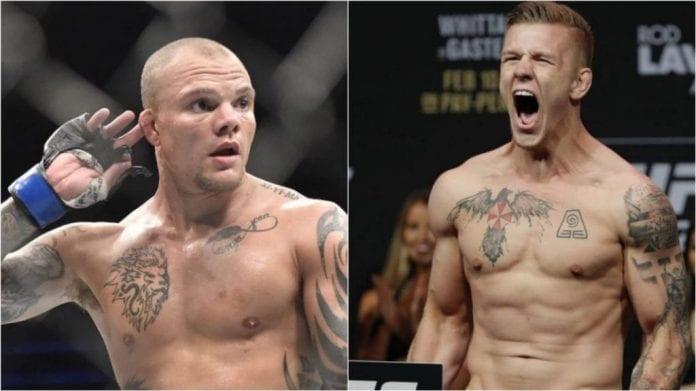Anthony Smith Jimmy Crute UFC 261