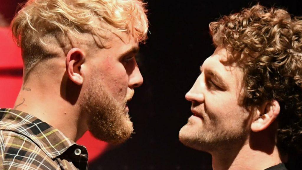 Ben Askren vs Jake Paul